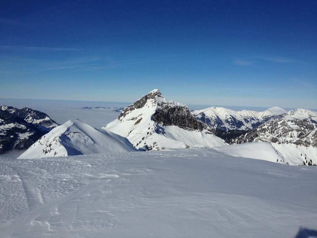 Schilt-Fronalp im Winter