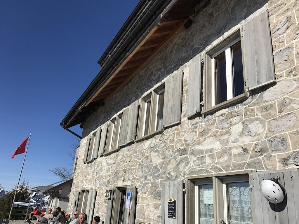 Berggasthaus Naturfreundehaus Fronalp