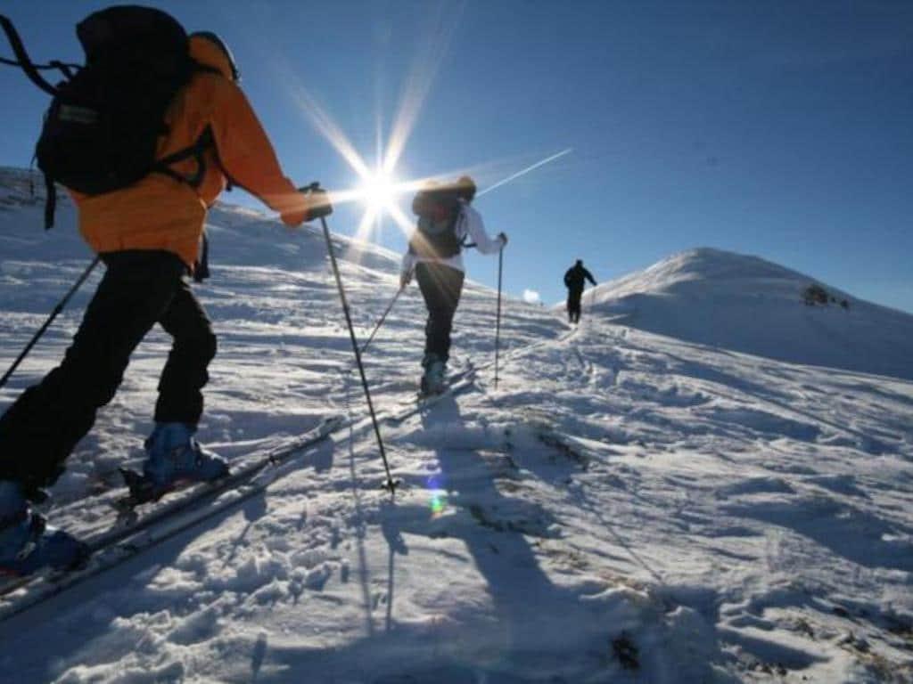 Skitour Fronalp