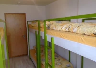 Berggasthaus Naturfreundehaus Fronalp 6er-Kajütenbett-Zimmer