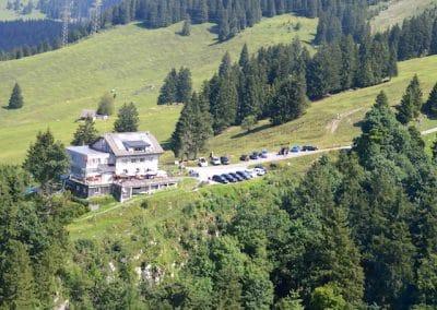 Naturfreundehaus Fronalp