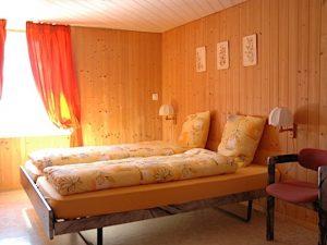 Berggasthaus Naturfreundehaus Fronalp Doppelzimmer