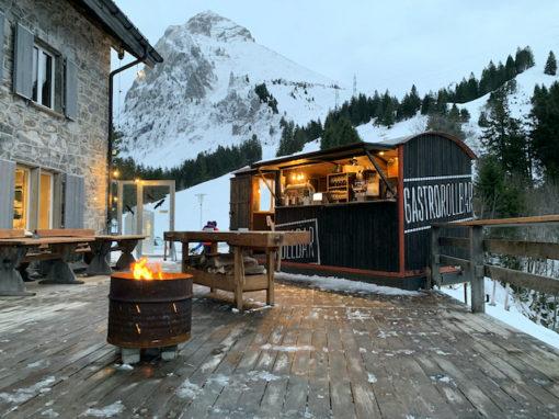 Gastrorollbar – Wiedereröffnung im Naturfreundehaus Winter 2019/20