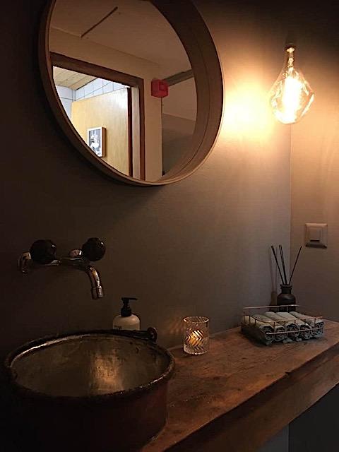 WC-Bruenneli und Spielgel