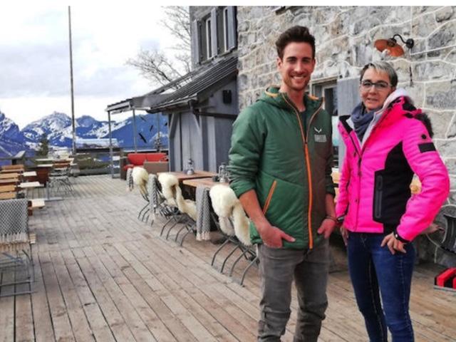 Fabian und Claudia