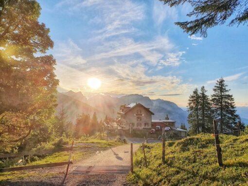 Claudia Zurfluh – Wiedereröffnung Naturfreundehaus Sommer 2020