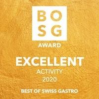 BOSG Excellent Award 2020