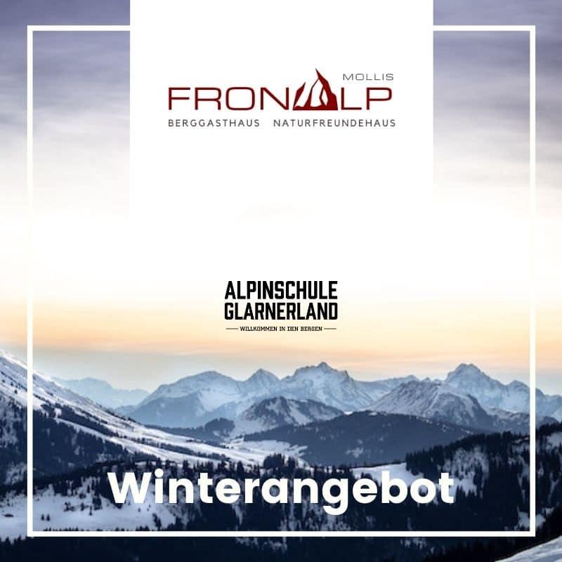 Winterangebot Fronalp