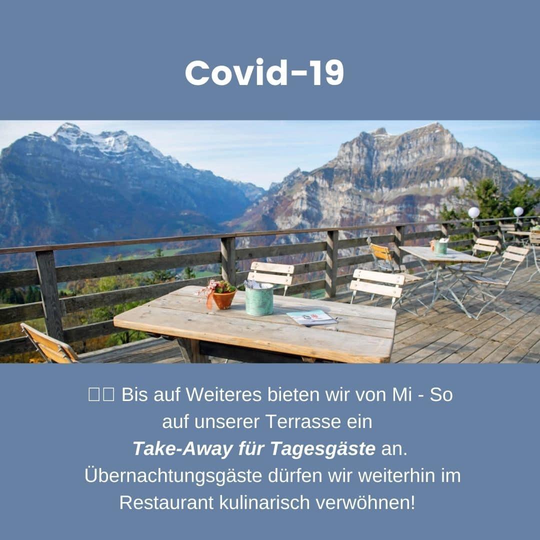 Covid-19 Take-Away